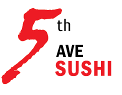 5th ave sushi